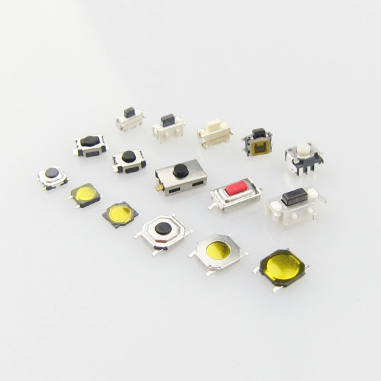 Mini SMD Tactile Switch