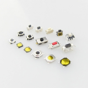 mini interruptor tátil smd