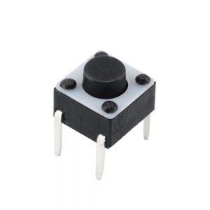 Interruptor do tato 6 × 6mm